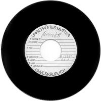 Line Records - White Label Test Pressing _ Don't Talk To Me - Germany