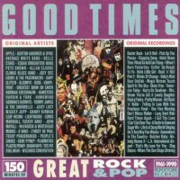 Double CD Good Times - 150 minutes of Great Rock & Pop