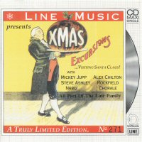 CD - Line Records - Xmas Excursions