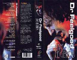 VHS: Dr. Feelgood - Live Legends