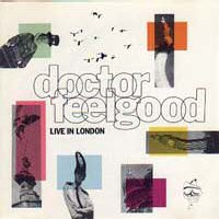 CD: Dr. Feelgood - Live In london