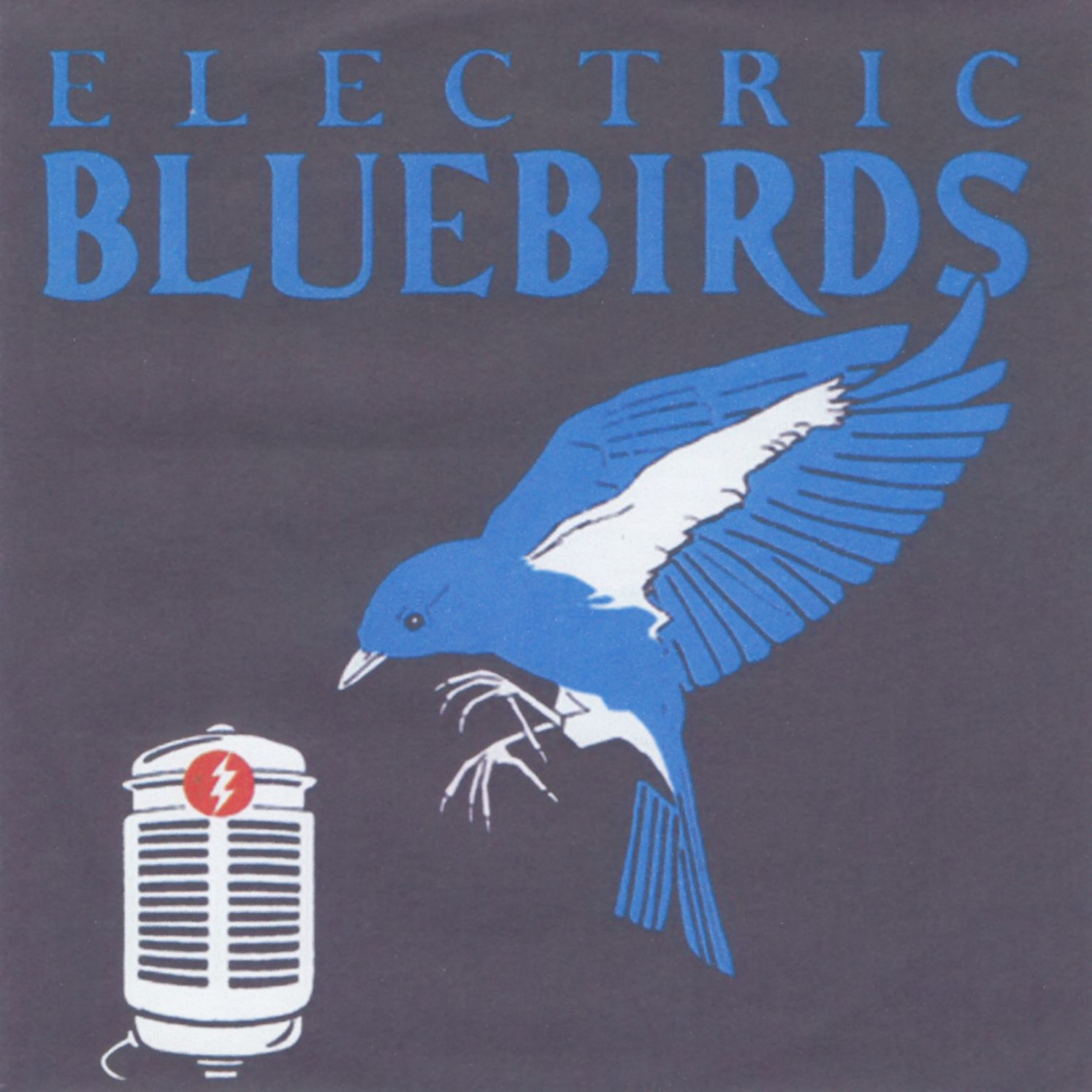 Electric Bluebirds - Switchboard Susan - CDs