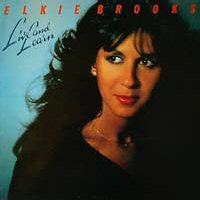 LP: Elkie Brooks - Live & Learn