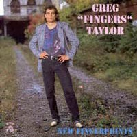 LP: Greg 'Fingers' Taylor - New Fingerprints