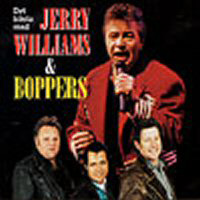 LP: LP: Jerry Williams -  Det Bästa Med Jerry Williams & Boppers