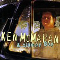 CD: Ken McMahan & Slumpy Boy - That's Your Reality