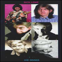4 CD-Box: Nick Lowe - The Doings