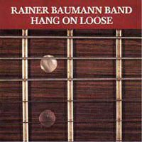 LP: Rainer Baumann - Hang On Loose