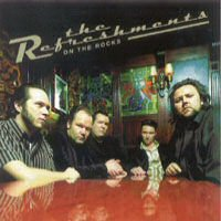 CD: The Refreshments - On The Rocks