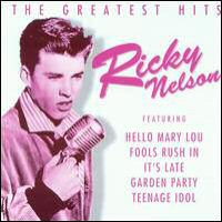 CD: Rick Nelson - Greatest Hits