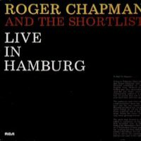 LP: Roger Chapman - Live In Hamburg