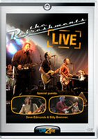 DVD - The Refreshments  - Live in Concert 2005
