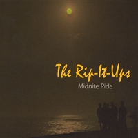 The Rip It Ups - Midnite Ride - CD